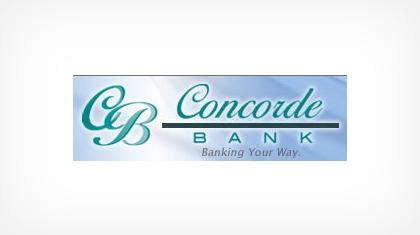 Concorde Bank logo