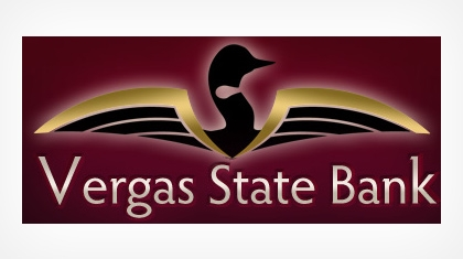 Vergas State Bank logo