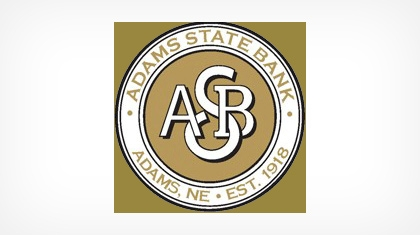Adams State Bank logo