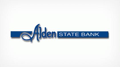 Alden State Bank Logo