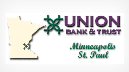 Union Bank and Trust Company (Minneapolis, MN) logo