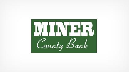Miner County Bank Logo