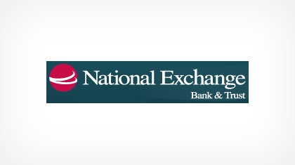 National Exchange Bank and Trust logo