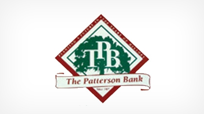 The Patterson Bank logo