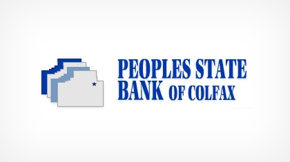 Peoples State Bank of Colfax logo
