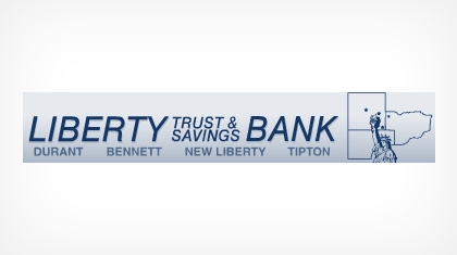 Liberty Trust & Savings Bank Logo