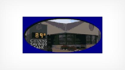 Citizens Savings Bank (Hawkeye, IA) logo