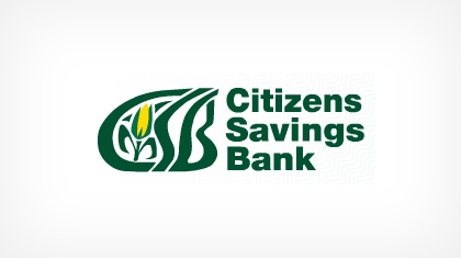 Citizens Savings Bank (Marshalltown, IA) logo