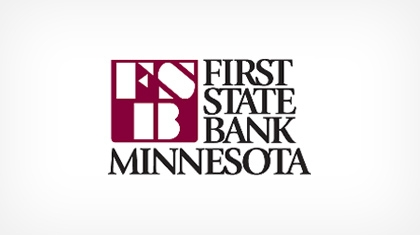 First State Bank Minnesota logo