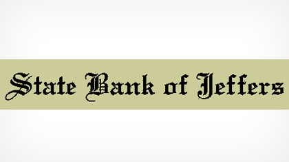 State Bank of Jeffers logo