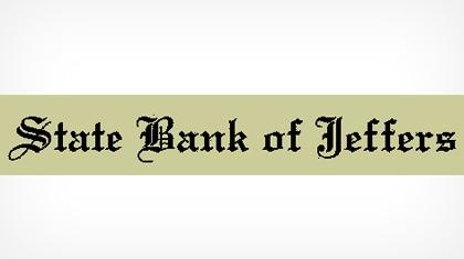 State Bank of Jeffers Logo