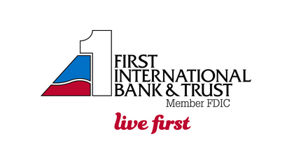 First International Bank & Trust logo