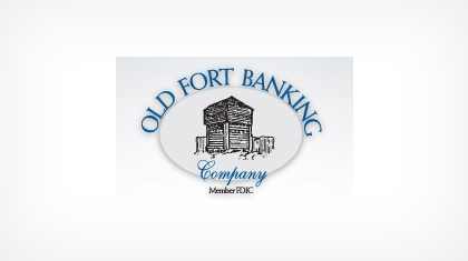 The Old Fort Banking Company Logo