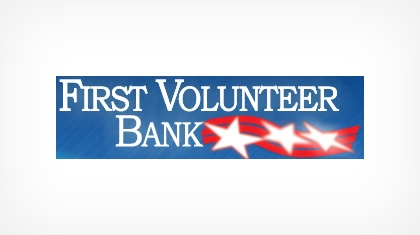 First Volunteer Bank of Tennessee Logo