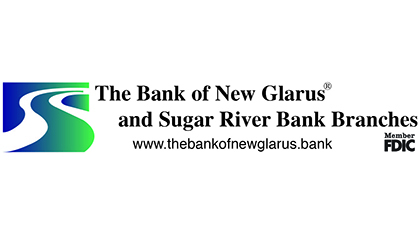 The Bank of New Glarus logo