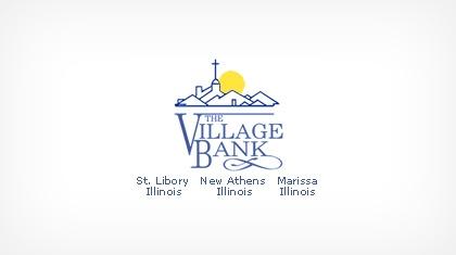 The Village Bank (Saint Libory, IL) logo