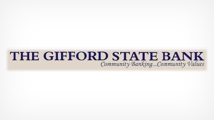 The Gifford State Bank Logo