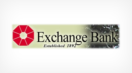 Exchange Bank and Trust Company, Natchitoches, Louisiana logo