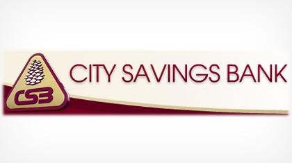 City Savings Bank & Trust Company logo