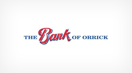 The Bank of Orrick Logo