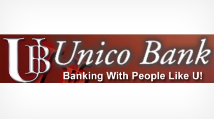 Unico Bank logo