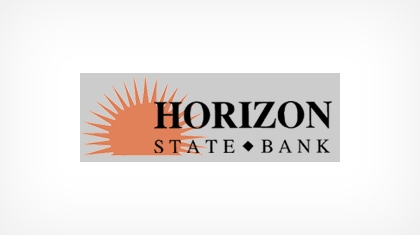 Horizon State Bank logo