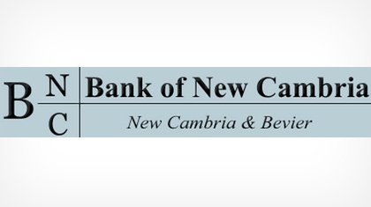 Bank of New Cambria Logo
