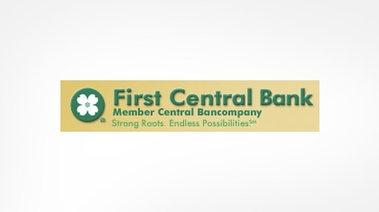 First Central Bank logo