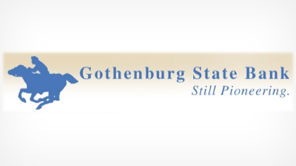 The Gothenburg State Bank and Trust Company logo