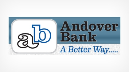 The andover Bank logo