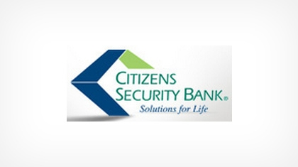 Citizens Security Bank & Trust Company logo