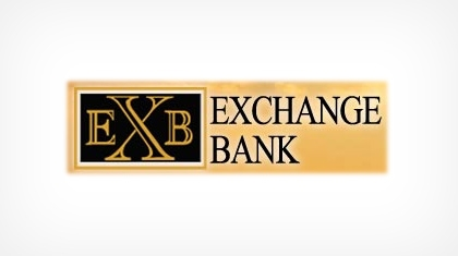 The Exchange Bank logo