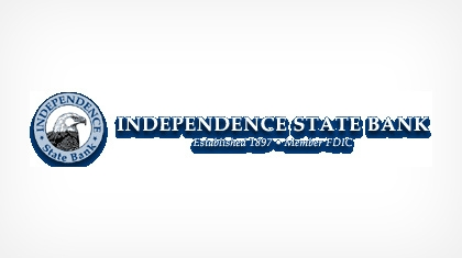 Independence State Bank logo