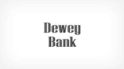 Dewey State Bank logo