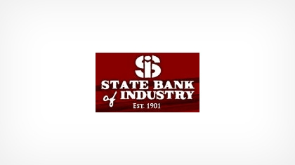 State Bank of Industry Logo