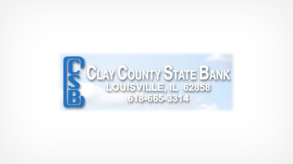 Clay County State Bank Logo