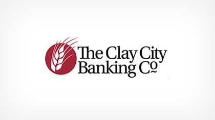 The Clay City Banking Co. logo