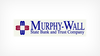 Murphy-wall State Bank and Trust Company Logo