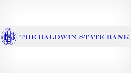 The Baldwin State Bank Logo