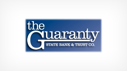Guaranty State Bank and Trust Company logo