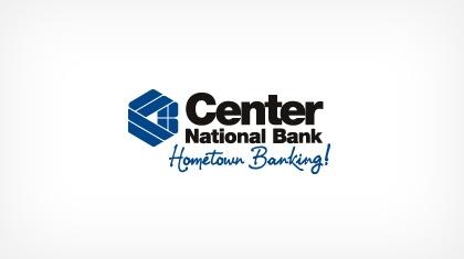 Center National Bank logo