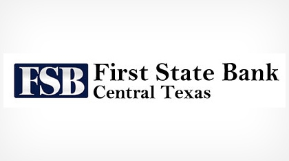 First State Bank Central Texas logo