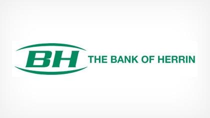 The Bank of Herrin logo