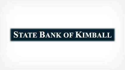 State Bank of Kimball logo