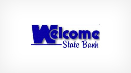 Welcome State Bank Logo