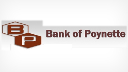 Bank of Poynette logo