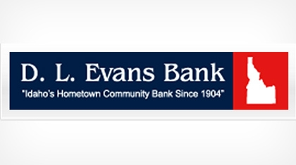 D. L. Evans Bank logo