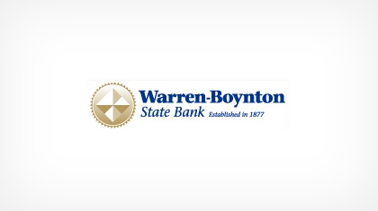 Warren-boynton State Bank logo