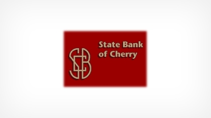 State Bank of Cherry Logo
