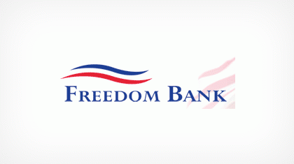 Freedom Bank (58712) logo